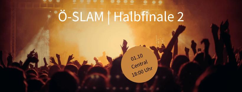Ö-Slam - Halbfinale 2