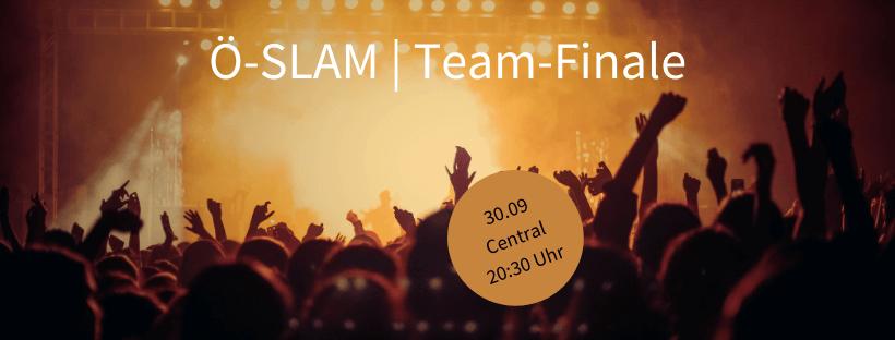 Ö-Slam - Team-Finale